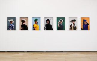 Genevieve Gaignard: The Powder Room, installation view