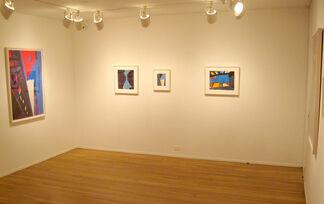 David Kapp: Collages, installation view