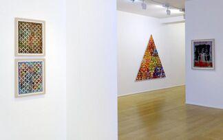 Philip Taaffe - L'envoi, installation view
