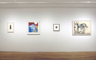 To The Point, installation view