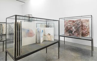Anselm Kiefer: Transition from Cool to Warm, installation view