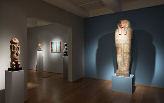 Ancient and Tribal Sculpture, installation view