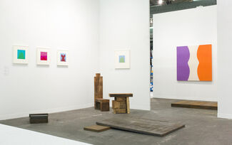 Fergus McCaffrey at The Armory Show 2017, installation view