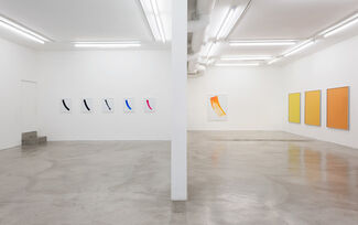 Phil Chang: Pictures, Chromogenic and Pigment, installation view