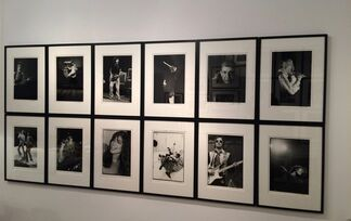 """""""It's Been a Fantastic Ride..."""" an Exhibition of Photographs by Michael Putland Spanning his Incredible 50+ Years in the Music Business, installation view"""