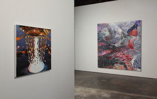Benjamin Britton: Your apprehension is noted, installation view