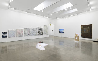 Kendell Carter: Marvel, installation view
