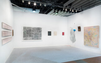 Galeria Plan B at The Armory Show 2017, installation view