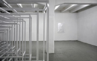 Paolo Cavinato: Resonator - Chapt 1, installation view