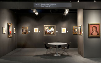 Allan Stone Projects at ADAA: The Art Show 2015, installation view