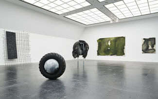 And This is Us: Young Art from Frankfurt, installation view