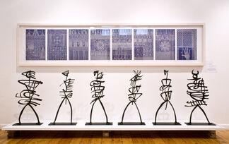 Rachid Koraïchi: Ecstatic Flow, installation view