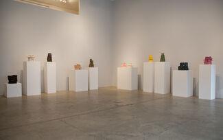 Sylvia Fragoso, installation view