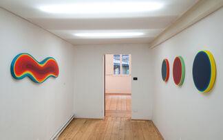ZOOOM   Jan Kaláb Solo Show, installation view