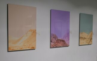 Layered Dimensions, installation view