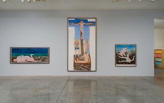 Charles Garabedian: Sacrifice for the Fleet, installation view