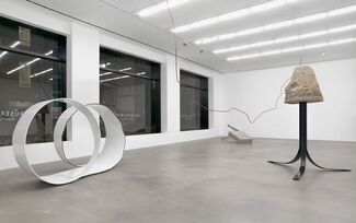 Monika Sosnowska. Structural Exercises, installation view