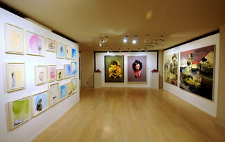 IN SEARCH FOR THE NEW, installation view