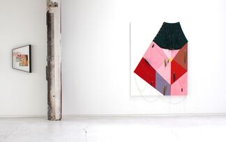 Holding It Together: Collage, Montage, Assemblage, installation view