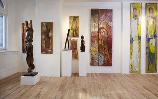 Angels: Chained and Unchained, installation view