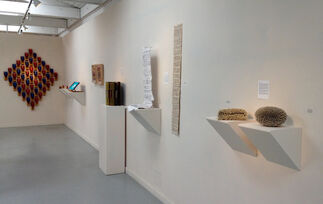 The Eleventh Annual Art of the Book, installation view