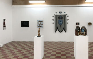 Show Me Your Hand, installation view