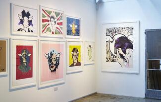 D*FACE 'Misprints & Misfits', installation view