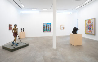 The Unseen, installation view
