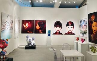 Emmanuel Fremin Gallery at Palm Beach Modern + Contemporary 2019, installation view
