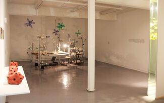 3D PRINTING & ART - Creative Tool for Artists, installation view