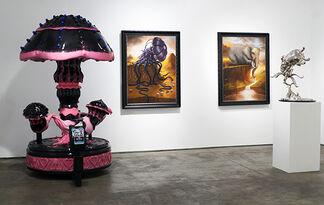 Scott Musgrove: Wilder, installation view