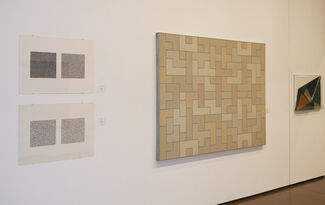 Post-Op: 'The Responsive Eye' Fifty Years After, installation view