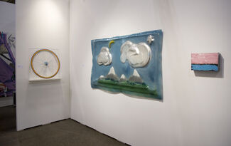 TrépanierBaer Gallery at Art Toronto 2015, installation view