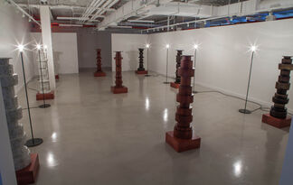 Anders Ruhwald: One Thing Follows Another (And You Make It Happen), installation view