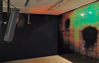 "Alessandro Sciaraffa ""Akasha"", installation view"