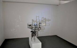 Nicolas Schöffer 'An Implosion of Time', installation view