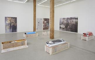 Jessica Silverman Gallery at Dallas Art Fair 2015, installation view