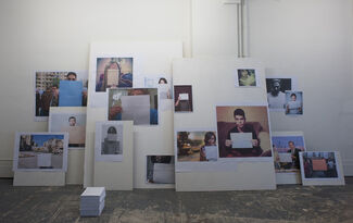 Affect me. Social Media Images in Art, installation view