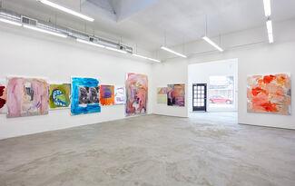 PETER BONDE, installation view