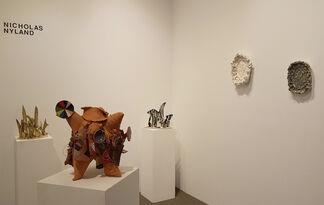 Sylwia Tur / Nicholas Nyland, installation view