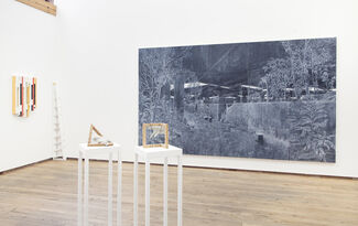 THANK YOU, installation view