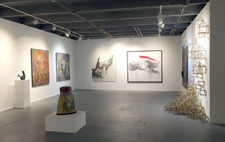The Caribbean: A Collector's Point of View, installation view
