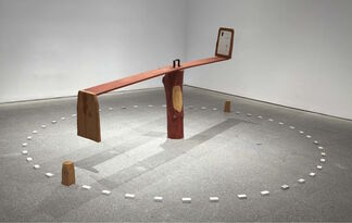 Ree Morton: Be a Place, Place an Image, Imagine a Poem, installation view