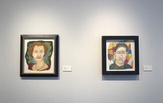 Vito Desalvo   People in the Know, installation view