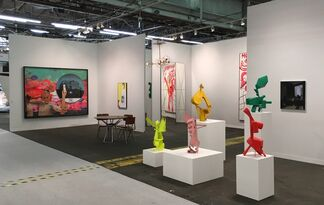 Sies + Höke at The Armory Show 2017, installation view