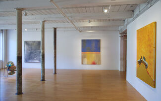 In the Abstract, installation view