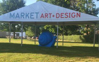 Galleria Ca' d'Oro at Market Art + Design 2017, installation view