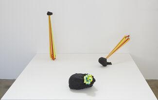 Jamison Carter: White Light from Dark Matter, installation view
