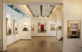 Dim Yuz | Existential Space, installation view