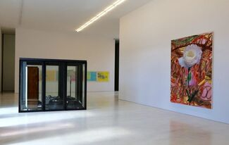 At the Still Point, installation view
